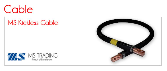 Kickless Cable (Low Reactance Cable)